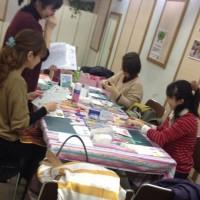 大阪*JR学研都市線住道駅すぐ、大東サンメイツさんに てパステルアート( ´ ▽ ` )ノ
