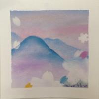 富士山☆ふわふわ癒され 奈良生駒