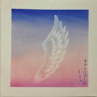 天使の羽。舞い降りてしあわせてんこもり  パステル和アートでるんるん楽しい( ´  ▽ ` )ノ
