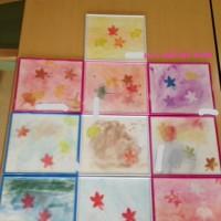 四條畷市民文化祭に出展されるパステル和アート作品を完 成☆大阪枚方からもお手伝いに◯